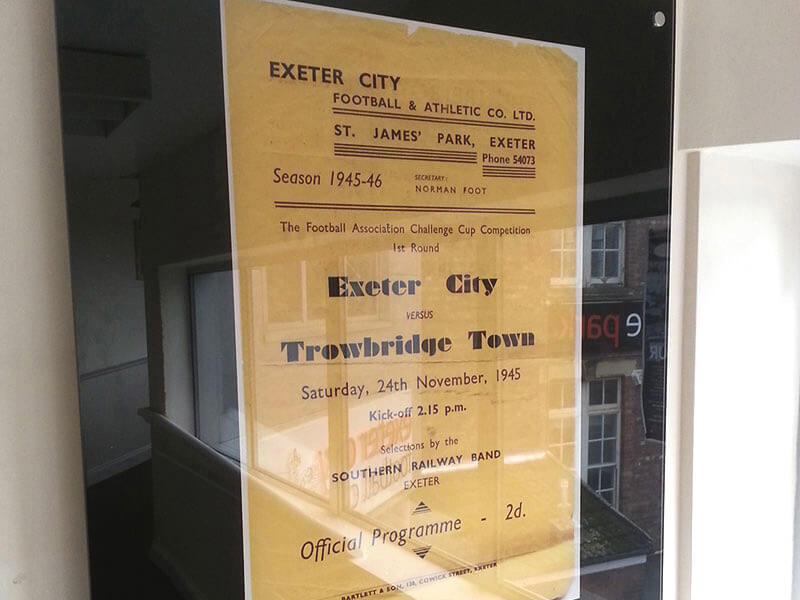 Exeter city fc