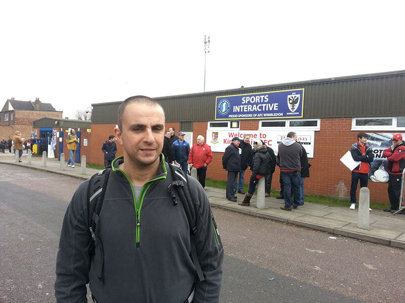 afc wimbledon vs york city fc