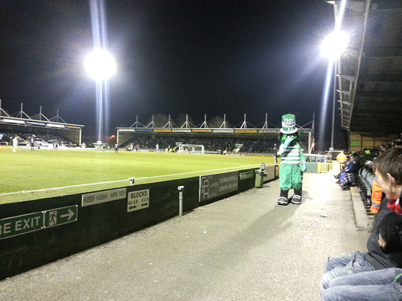 Yeovil Town vs Crawley Town