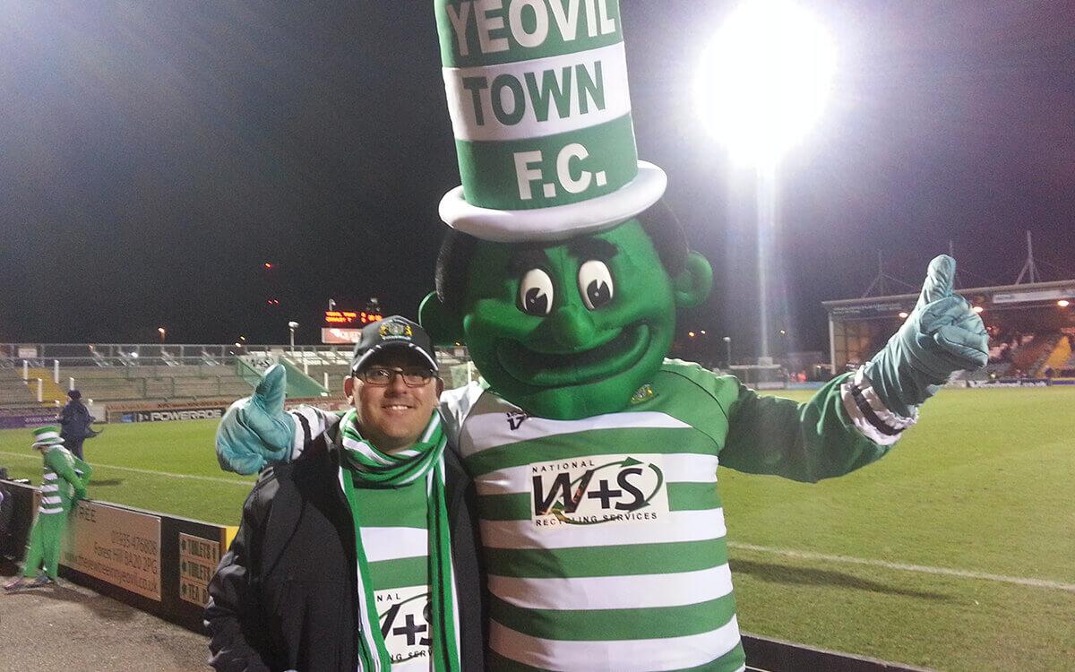 Yeovil Town – המועדון שלי