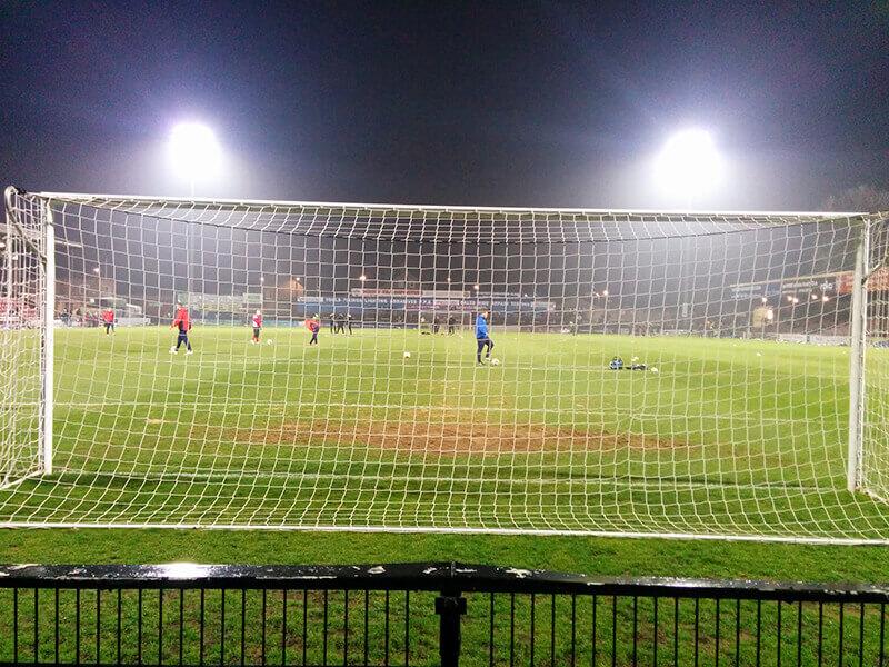 York City vs Bury FC
