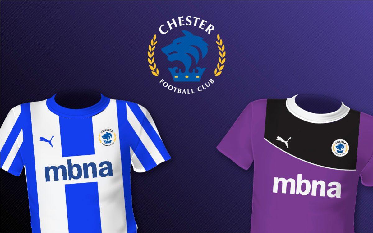 ביקור במועדון צ׳סטר Chester FC