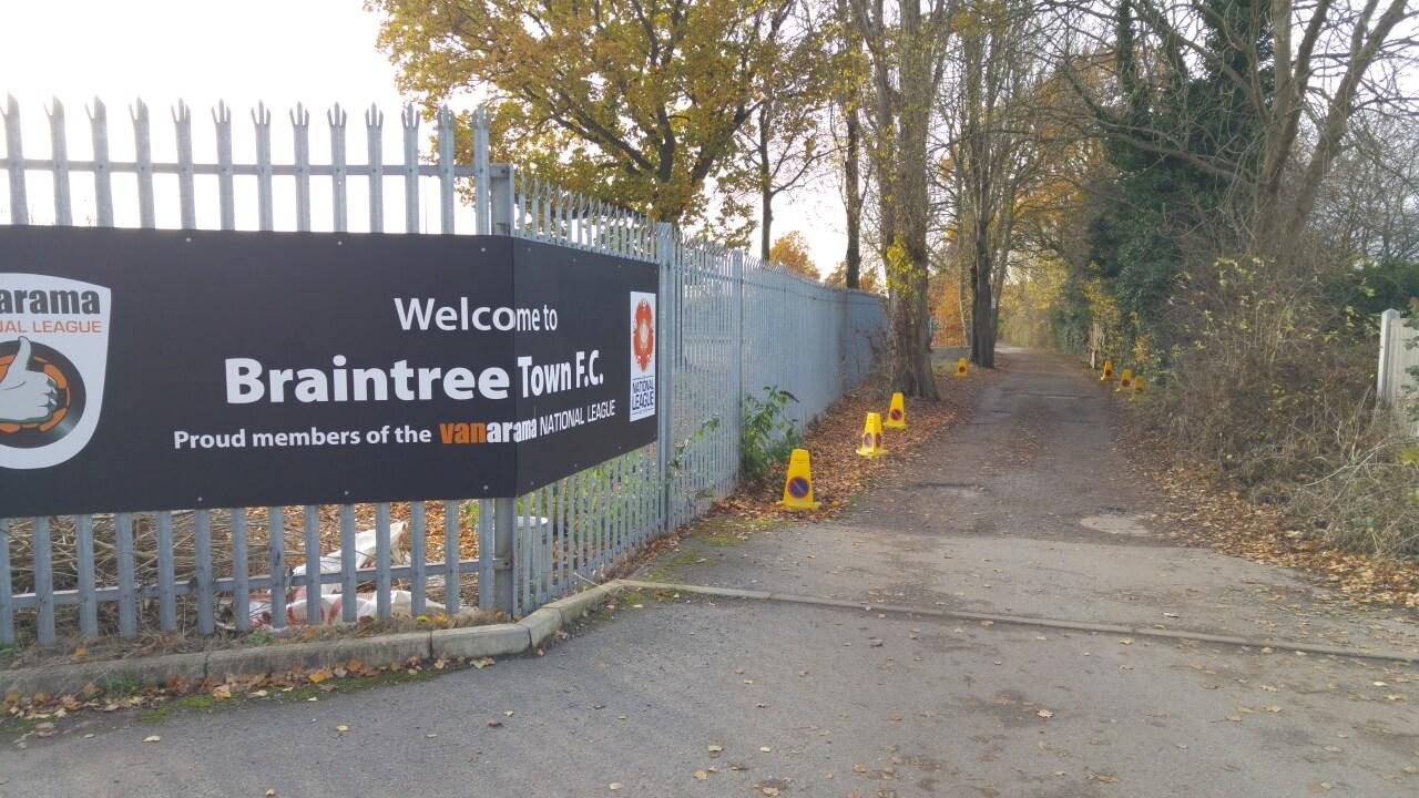 Braintree vs Tranmere
