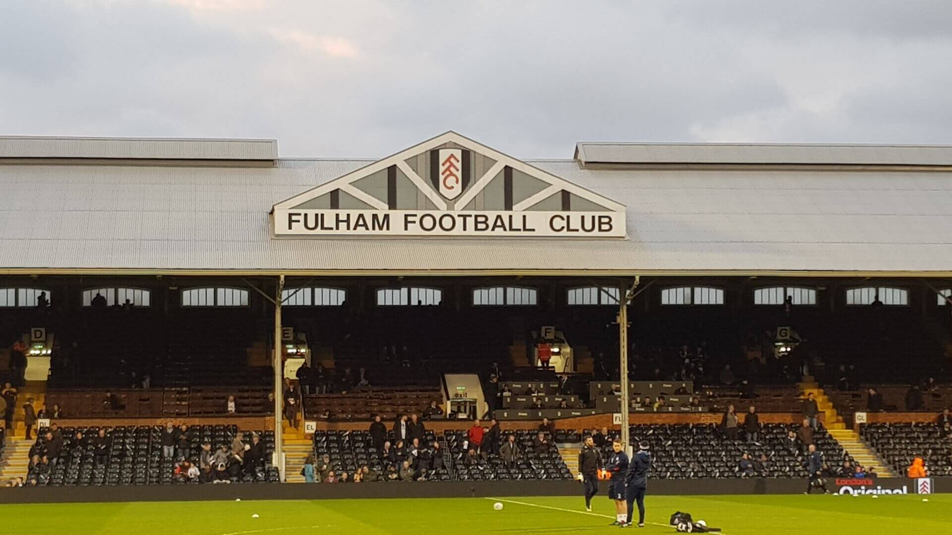 Fulham vs. Leeds // Craven Cottage 3/4/18